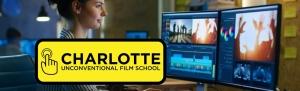 Charlotte Unconventional Film School Header